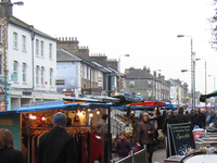 Northcote Road market
